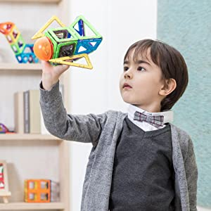 Magformers magnetic construction toys