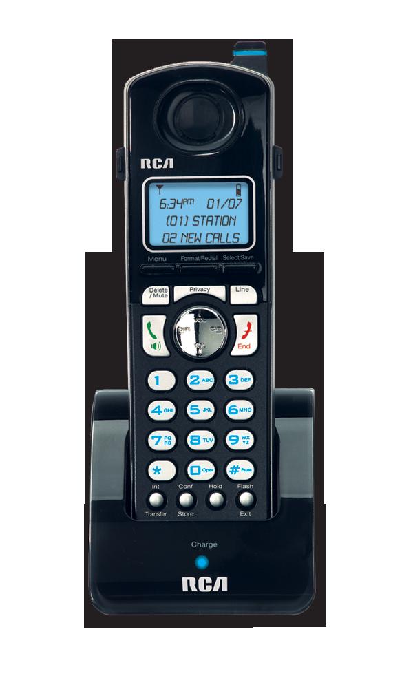 amazon com rca dect 6 0 accessory handset rca h5401re1 cordless rh amazon com RCA 4 Line Phone RCA 4-Line Cordless Phone