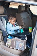 Amazon Com Star Kids Snack Amp Play Travel Tray Easy To