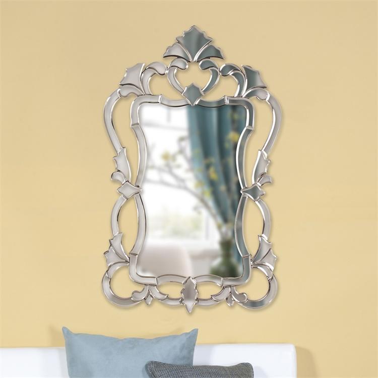 Amazon.com: Howard Elliott 11103 Contessa Rectangular Mirror, 26 x ...