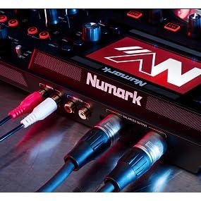 Amazon Com Numark Digital Dj Turntable 21 61x12 40x1 80