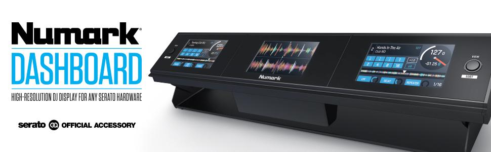 Numark Dashboard DJ Display Driver Download