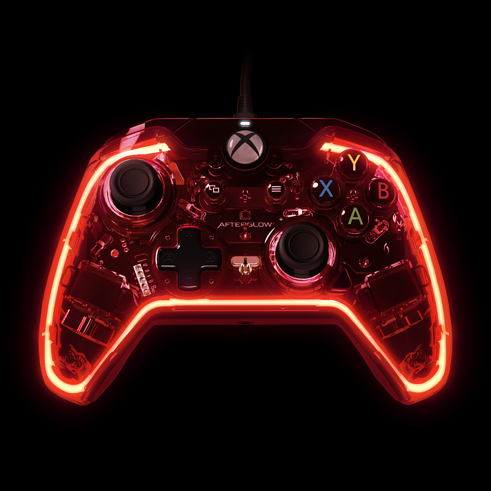 Afterglow Wired Controller For Xbox One Driver Windows 7: Amazon.com: PDP Afterglow Prismatic Wired Controller for Xbox One rh:amazon.com,Design
