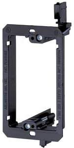 Arlington Lv1 1cs Single Gang Low Voltage Mounting Bracket