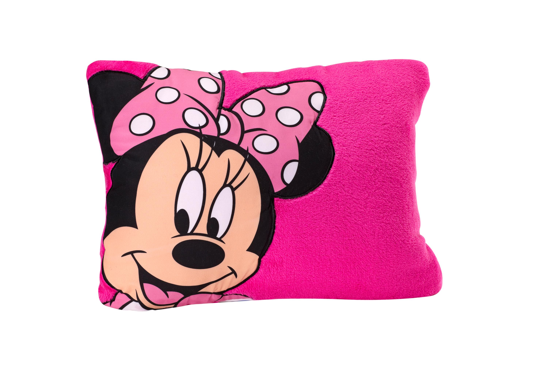 Disney 4 Piece Minnie S Fluttery Friends Toddler Bedding