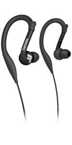Philips ActionFit SHQ3200 Sports In-ear Headphones