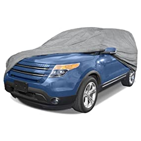 Budge Rain Barrier SUV Cover Fits Volvo XC90 2008WaterproofBreathable