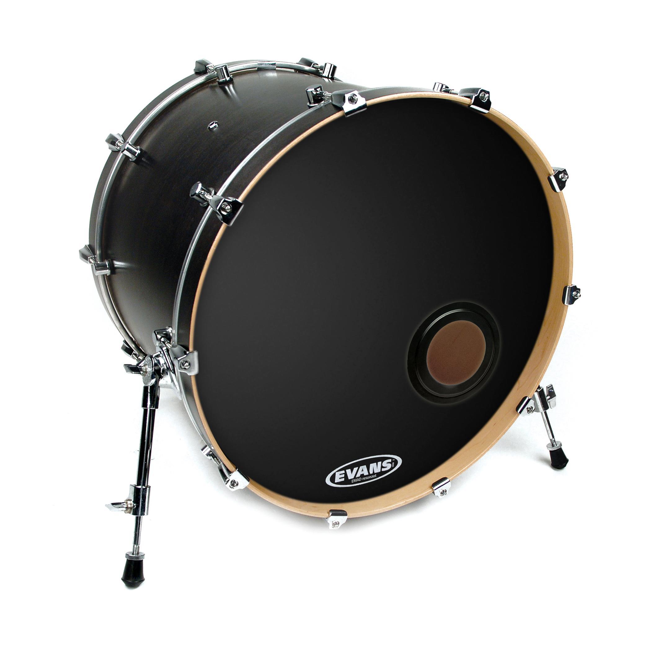 evans remad resonant bass drum head 22 inch musical instruments. Black Bedroom Furniture Sets. Home Design Ideas