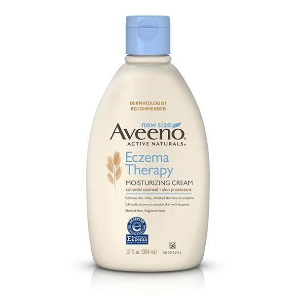 Aveeno cream for eczema