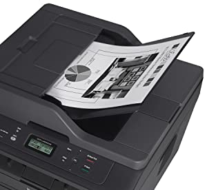 Brother DCP-L2540DW All-in-One  Laser Printer