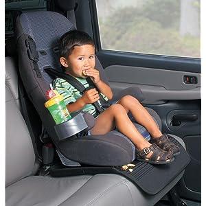 Amazon Prince Lionheart 2 Stage Seatsaver Black Child