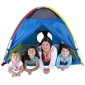 kids, tent, indoor, outdoor
