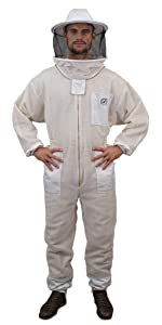 Humble Bee 420 Aerated Beekeeping Suit with Round Veil