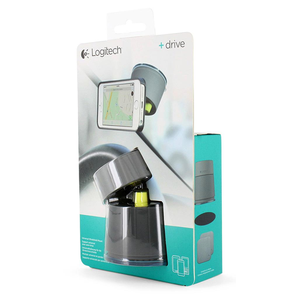 Logitech Drive One Touch Smartphone Car Mount
