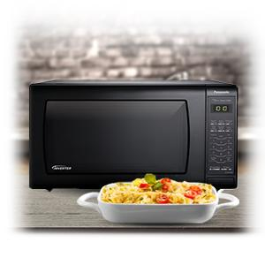 countertop microwave, best size microwave
