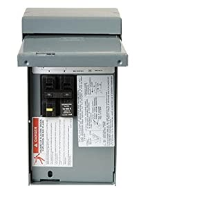 Square D By Schneider Electric Home250spa Homeline 50 Amp