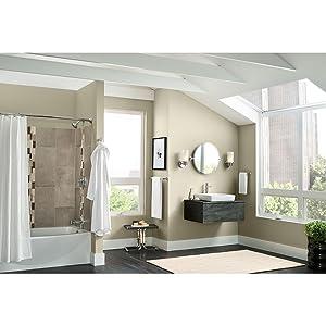 Moen Bathroom Faucets - Striking Contemporary Design