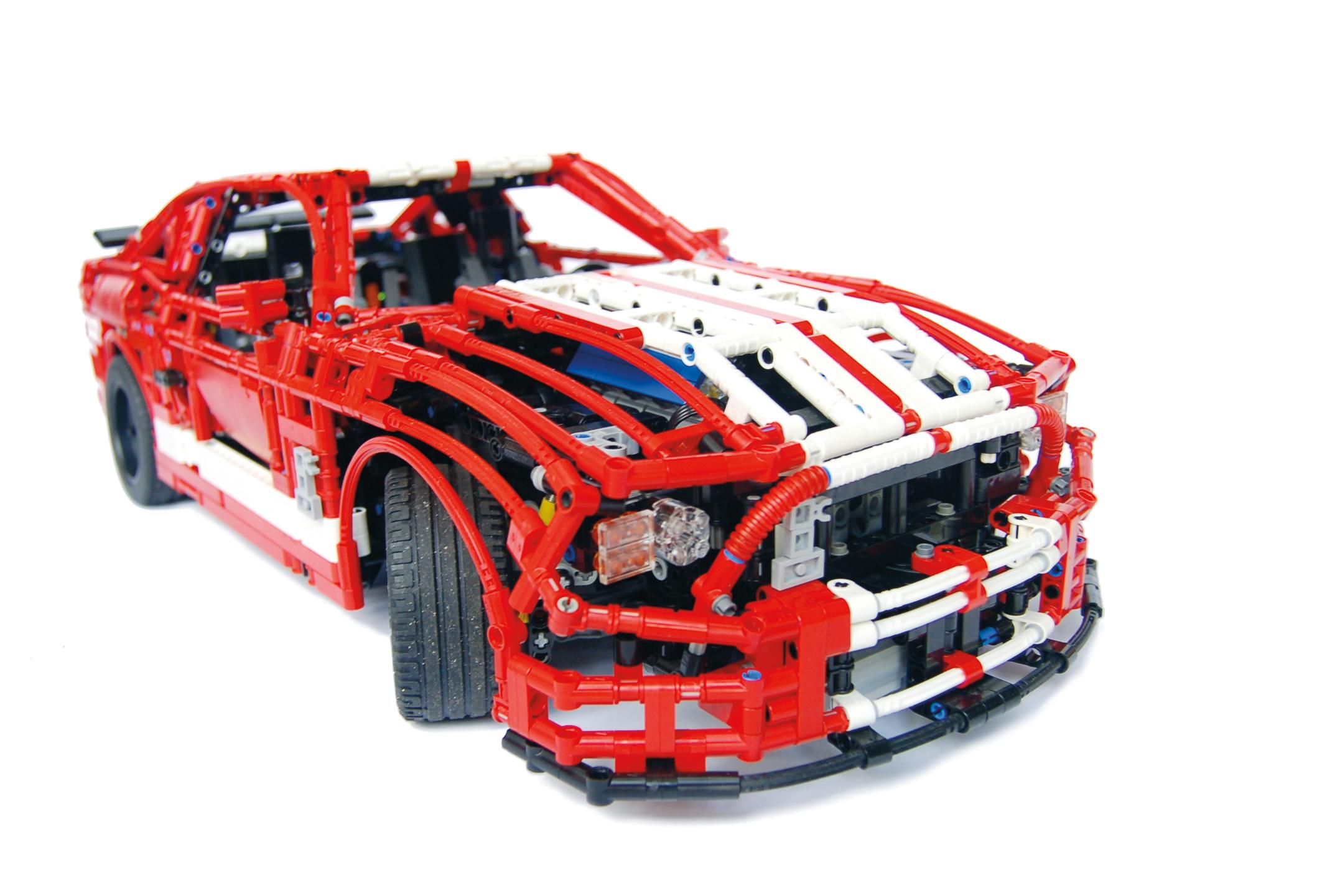 Incredible Lego Technic Cars Trucks Robots More Pawel Sariel