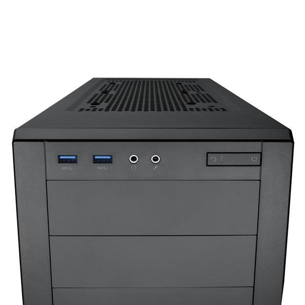 wholesale dealer 6ec89 3c233 Corsair Carbide Series 200R Compact ATX Case CC-9011023-WW
