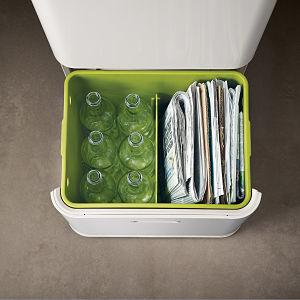 drawer;multi-purpose;divider;separate;trash;recycling