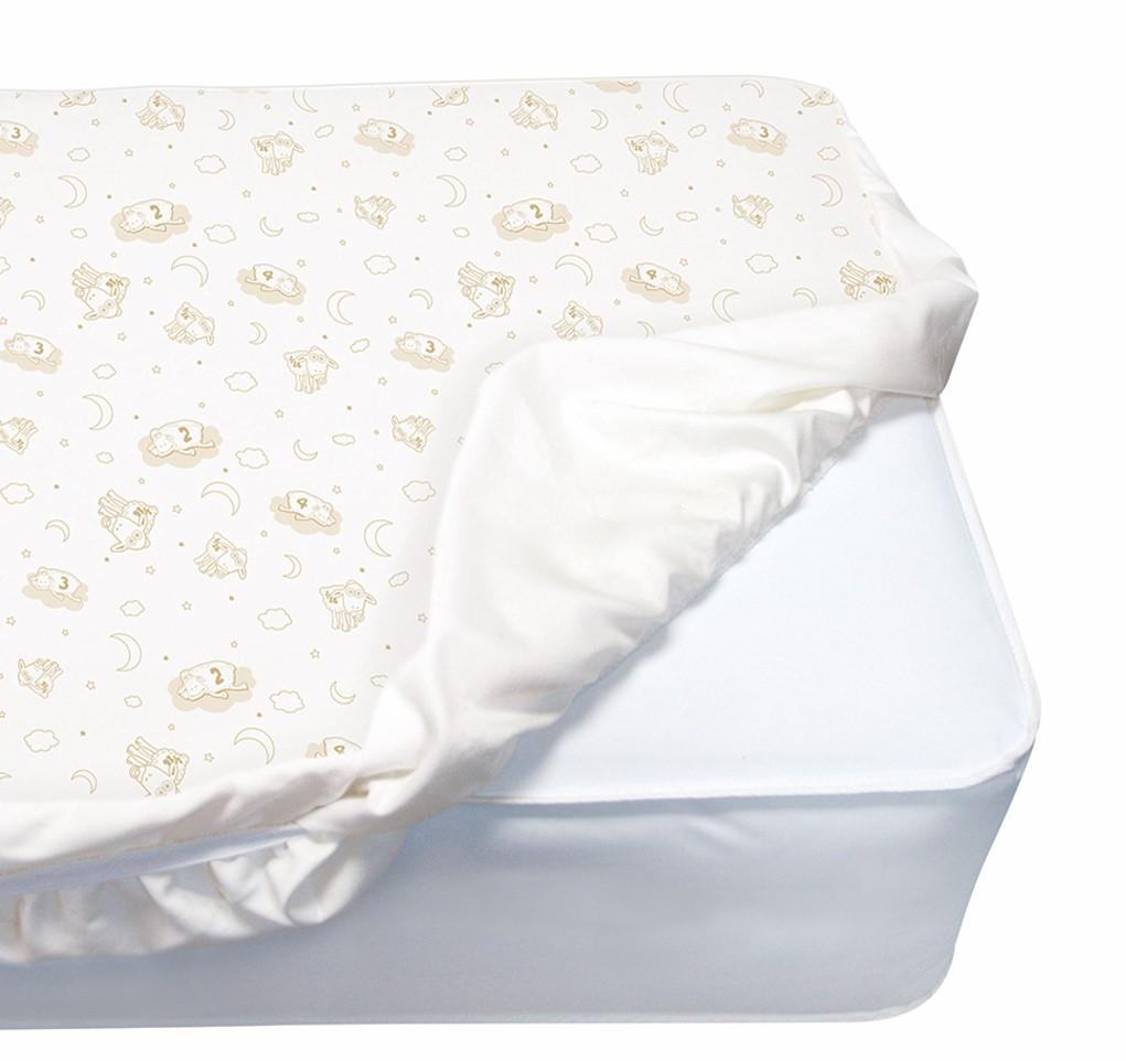 amazon com serta perfect crib mattress cover balance organic baby