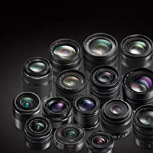 DMC-GX8BODY Lumix G Lenses