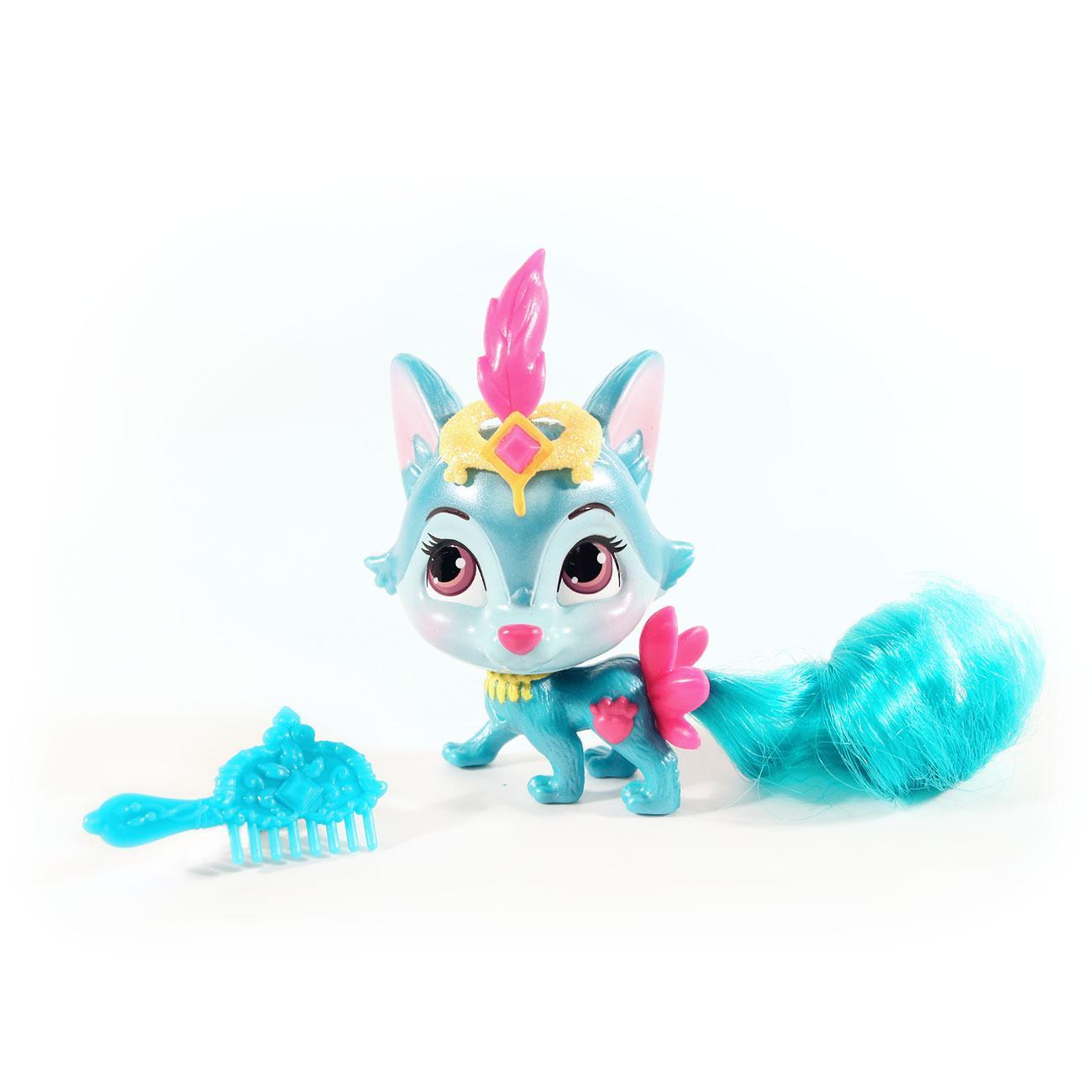 Disney Princess Palace Pets Furry Tail Friends Ash /& River