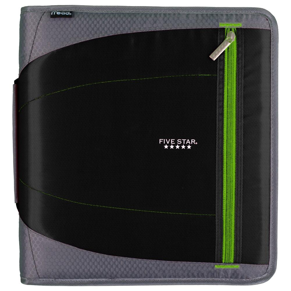 Amazon.com : Five Star 2 Inch Zipper Binder, File Folders