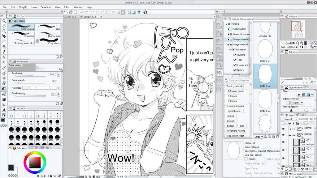 Can You Animate With Clip Studio Paint Pro