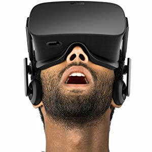 0a631bafa14d Amazon.com  Oculus Rift - Virtual Reality Headset  Video Games