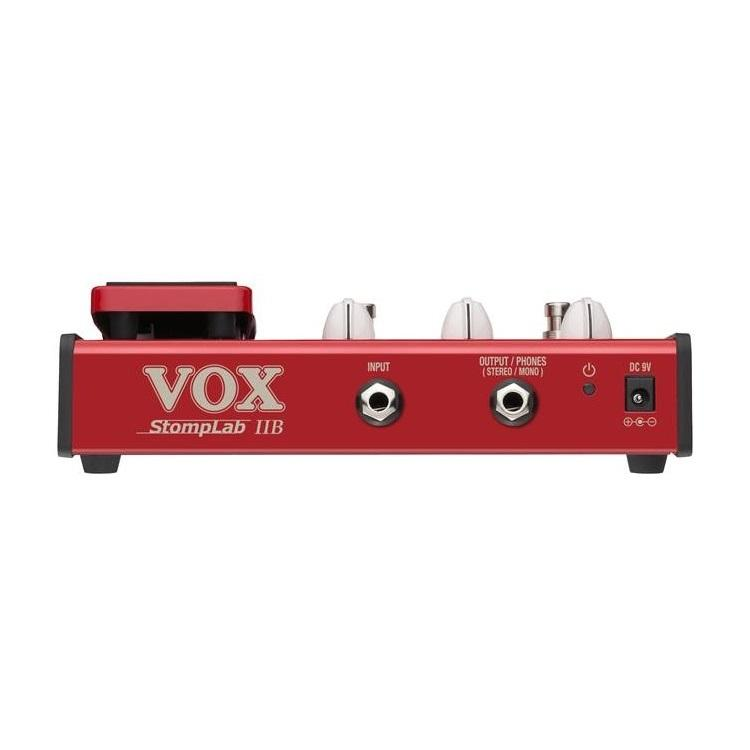 vox stomplab 2b multi effects modeling pedal with expression for bass guitar. Black Bedroom Furniture Sets. Home Design Ideas