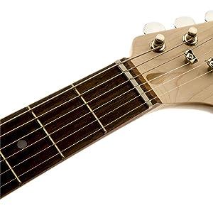 Rosewood Fingerboard
