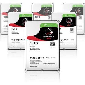 Seagate IronWolf 10 TB, interne Festplatte
