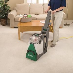 Bissell BigGreen Commercial BG10 Deep Cleaning 2 Motor Extractor Machine 5