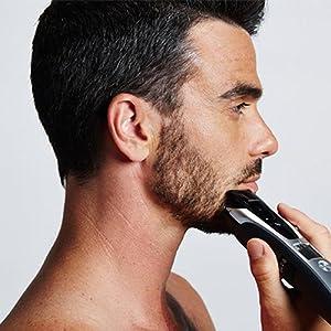 ER-GB80-S Safely Trims sensitive skin
