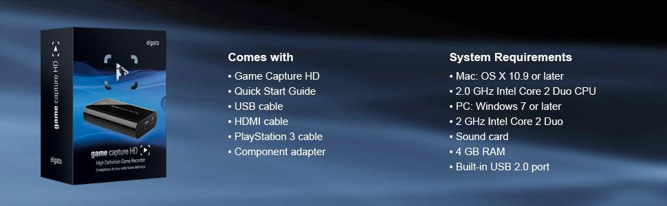 Amazon.com: Elgato Game Capture Card HD60 S - Stream and ...