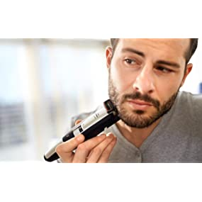 Philips Norelco beard trimmer, best beard trimmer, beard care, beard kit