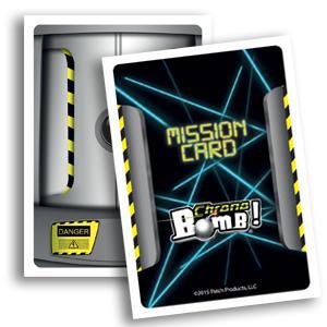 Amazon.com: PlayMonster Chrono Bomb Original, Paquete de 1 ...