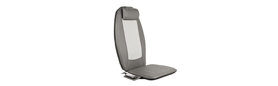 Heated massage belt pad cushion heat massaging warming shiatsu japanese infrared ir cover
