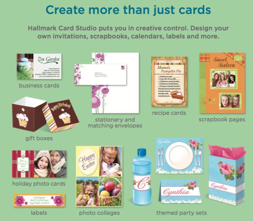 Amazon hallmark card studio deluxe 2017 view larger stopboris Image collections