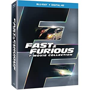Fast & Furious 7-Movie Collection, One Last Ride