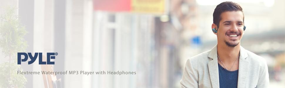 bluetooth waterproof headphones pyle
