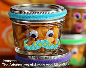 Lovable Snack Containers