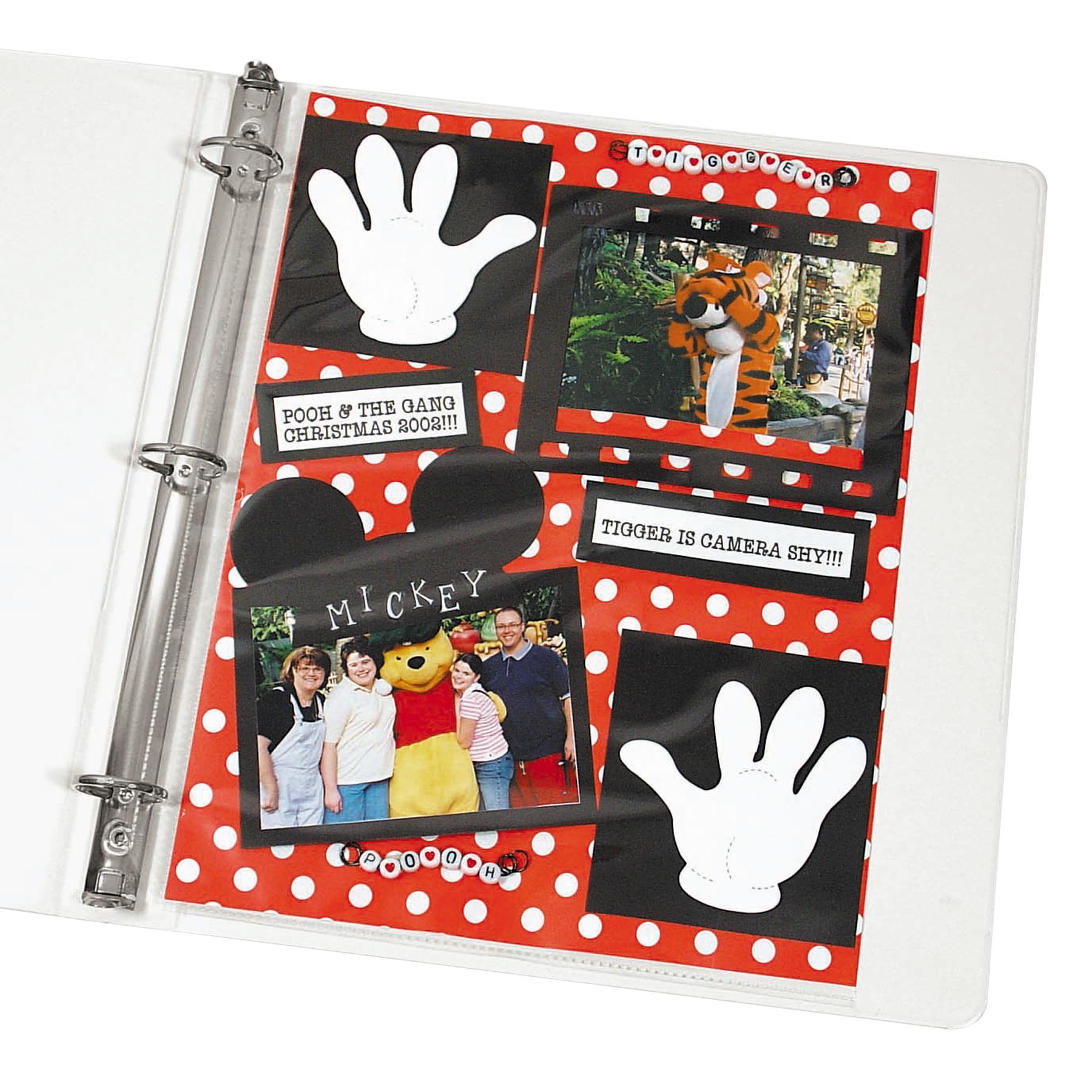 Top Photo Book: Amazon.com: C-Line Memory Book 11 X 8.5 Inch Scrapbook