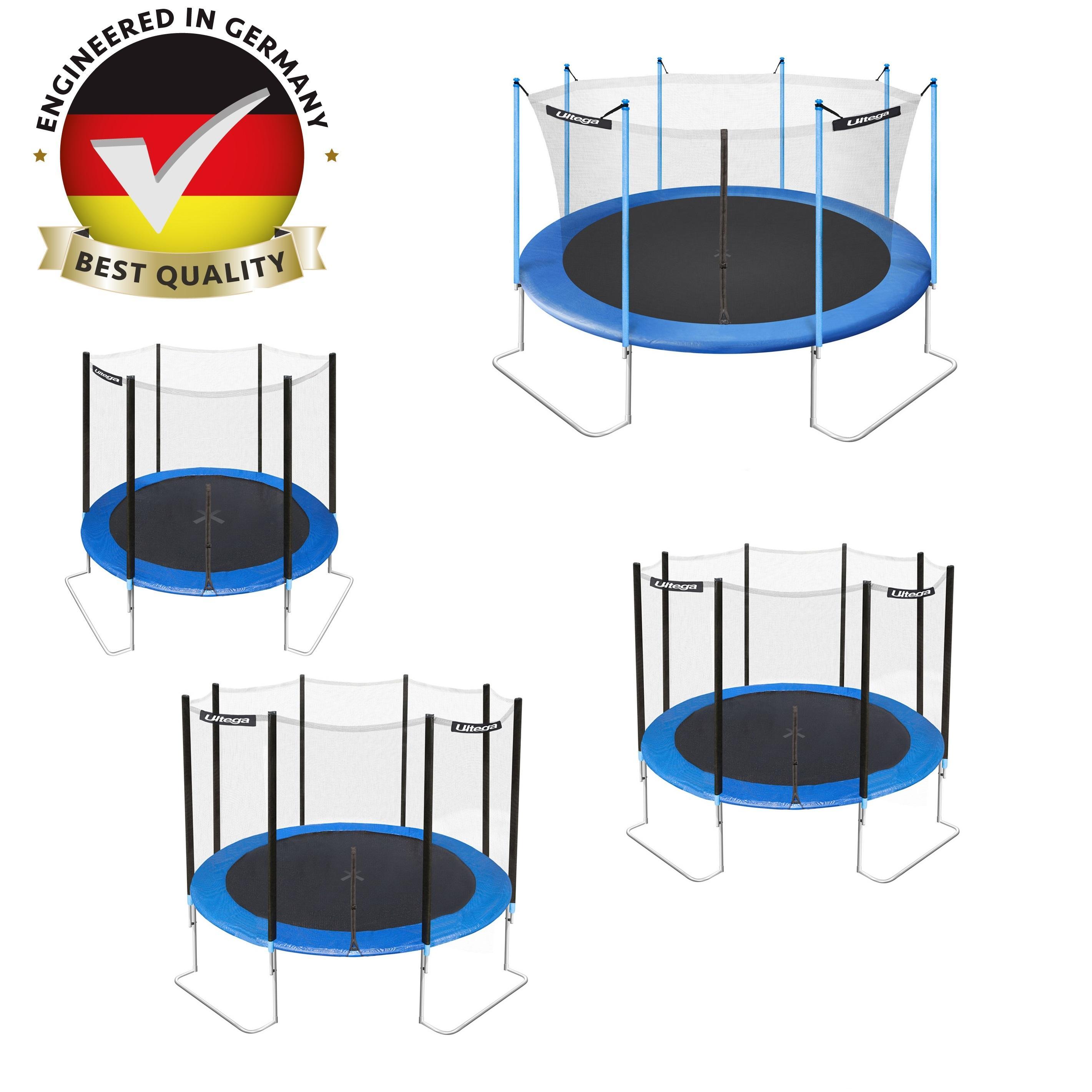 Buy Ultega Jumper Trampoline With Safety Net, 10 Ft Online