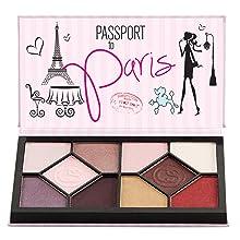 Passport to Paris Palette
