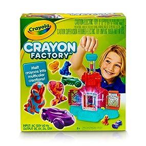 Crayola Crayon Factory - Hero Image