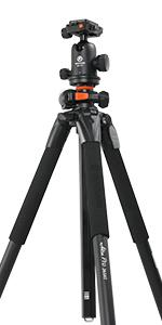 Tripod with ball head