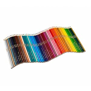 Crayola - Colored Pencils (50 count) - Package Contents