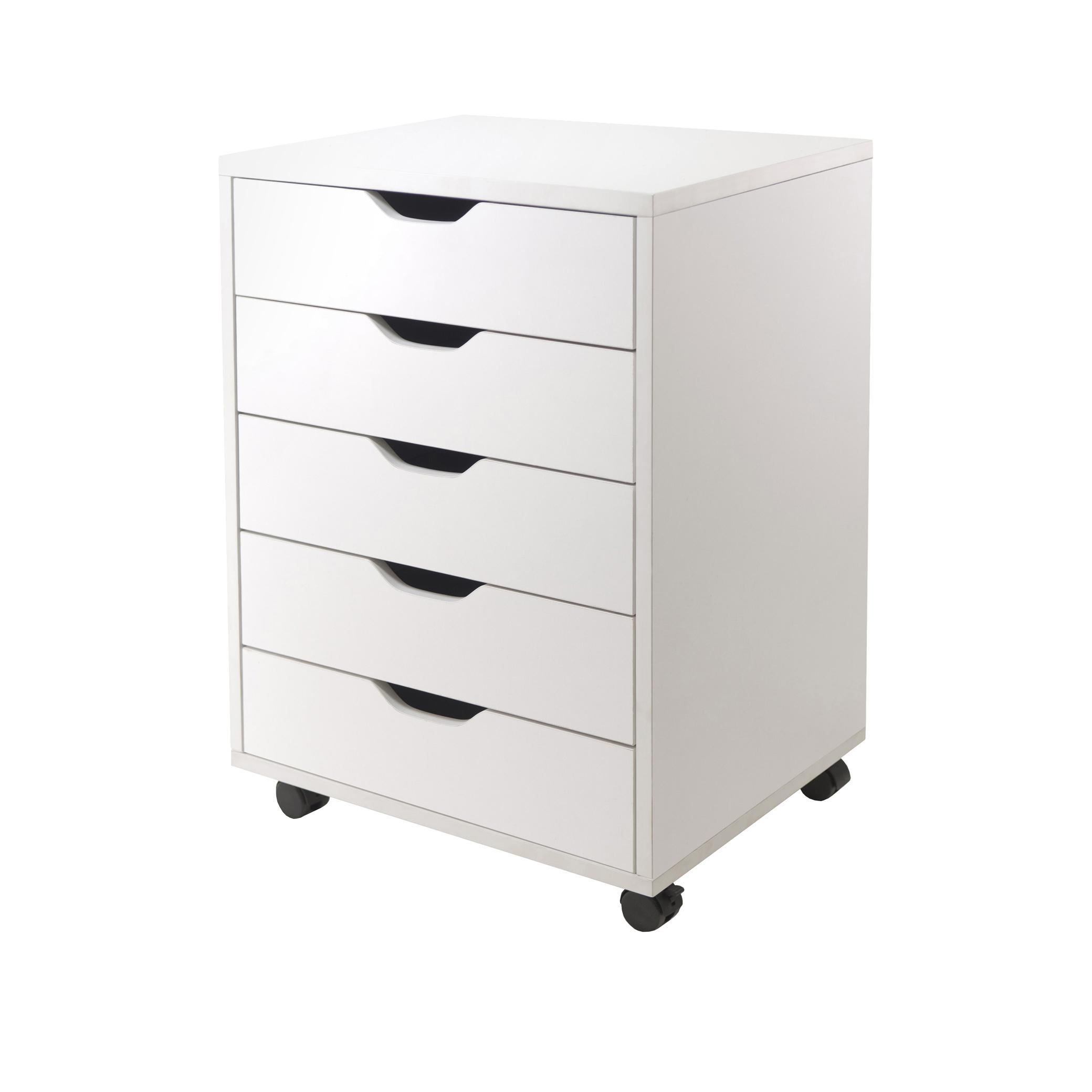 Drawer Organizers: Amazon.com: Winsome 10519 Halifax Storage/Organization, 5